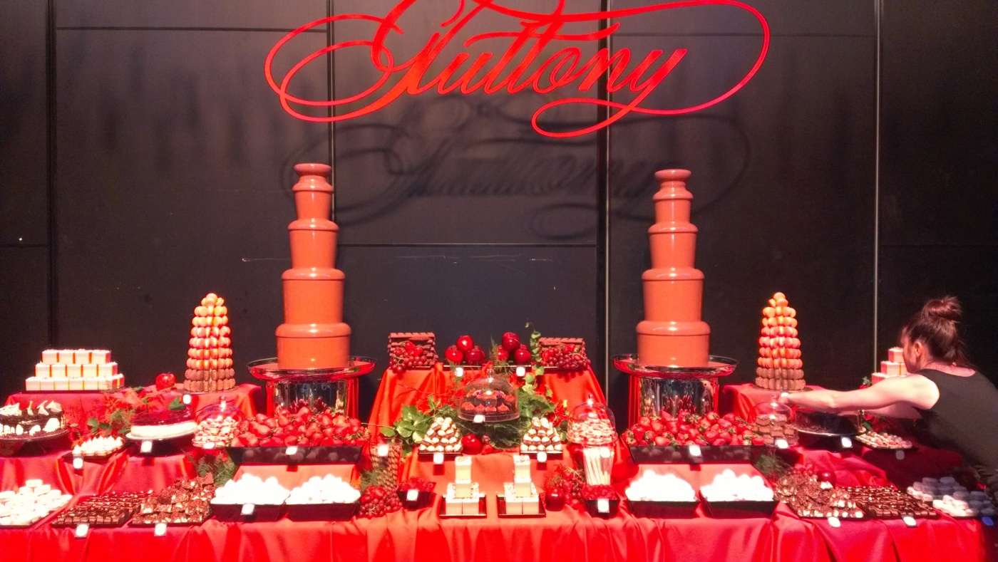 Tampa Event Rental | Chocolate Fountain Productions