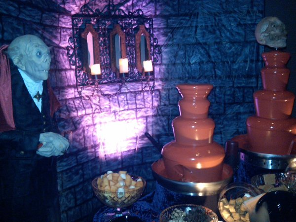 Florida Chocolate Fountain Rentals For Your Event