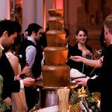 Chocolate Fountain Rental for Wedding Receptions Catering Events in Tampa Orlando Gainesville Ocala Sarasota