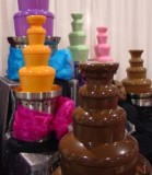 Chocolate Fountain Rental for Wedding Receptions, Proms, Birthdays, & Catering Events in Tampa and Orlando
