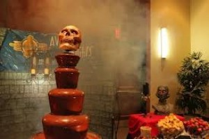 Chocolate Fountain #51